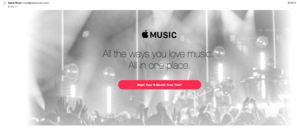 Apple Acquisition ecommerce email marketing